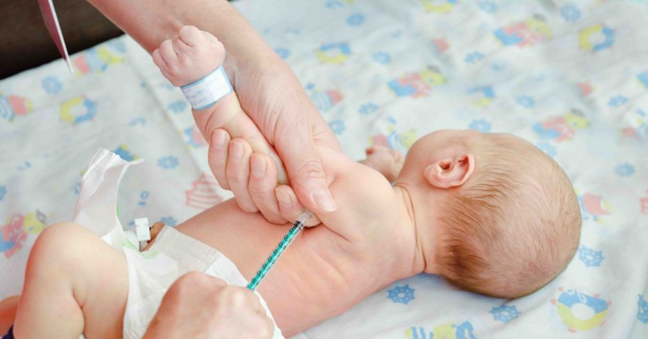 Szczepienia noworodka