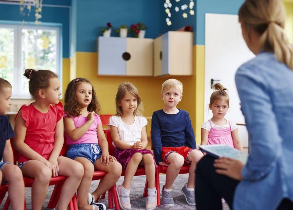 Szczepione dzieci z większą szansą dostania się do przedszkoli