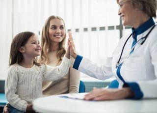 Szczepionka na grypę dla dzieci