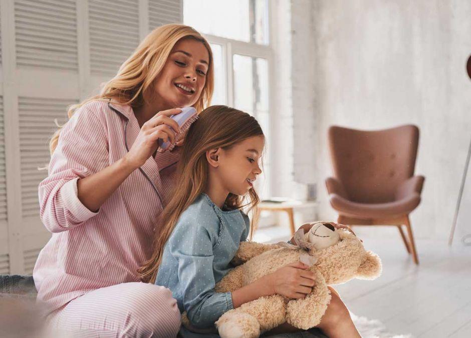 Szczotki do włosów dla dzieci