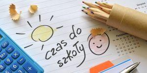 szkoła, przygotowanie do szkoły, wyprawka szkolna, rządowy program, men