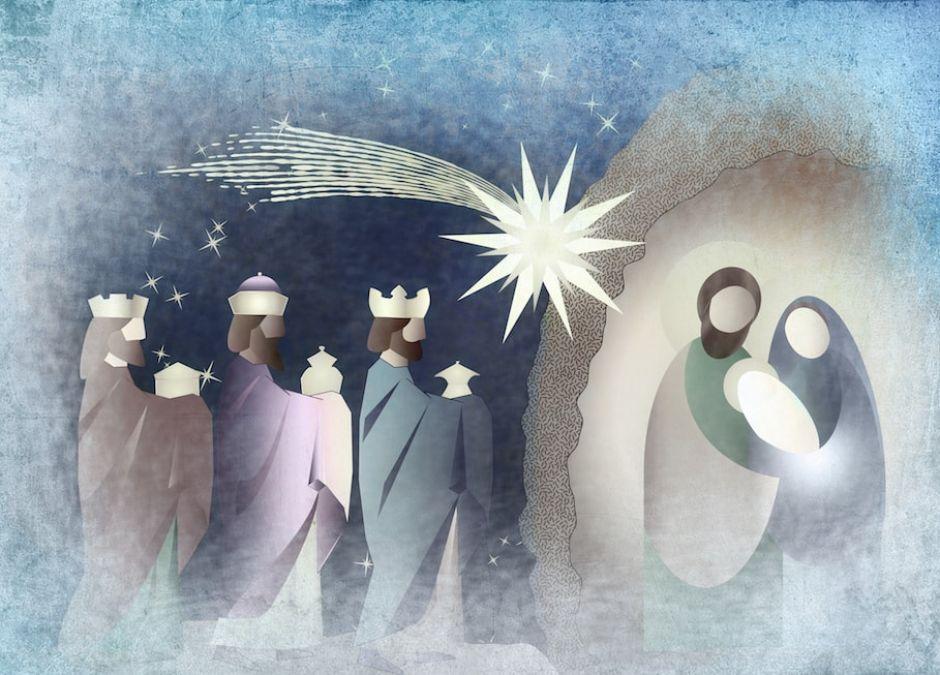 szopka Gdy się Chrystus