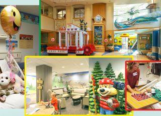 Szpital dziecięcy w Stanach