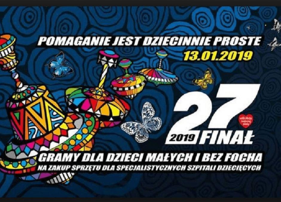 sztab Edipresse w 27.Finale WOŚP