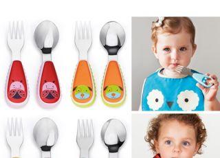 Wybieramy najlepsze sztućce dla dziecka