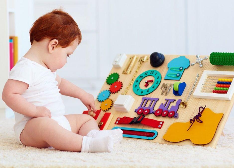 Tablice manipulacyjne dla dzieci