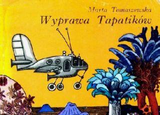Tapatiki, książka dla dzieci, powieść fantasy, dziecięce fantasy