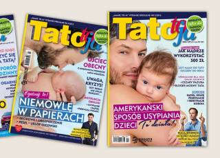 Tato to ja, magazyn dla ojców, wydanie specjalne Mamo To Ja, jak być dobrym ojcem