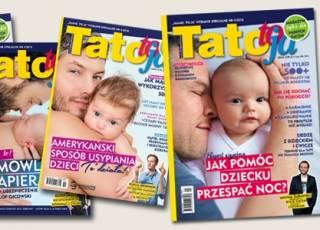 Tato, To Ja, wydanie specjalne Mamo, To Ja, poradnik dla ojców, jedyna gazeta dla ojców, jak być dobrym ojcem