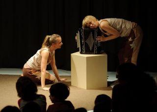 teatr atrofi