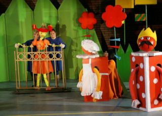 "Teatr Lalek ""Pleciuga"""