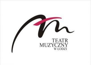 Teatr Muzyczny w Łodzi, teatr muzyczny, logo