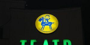 teatr zagłębia, teatr, logo