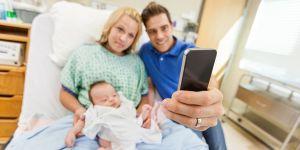 Telefon na porodówce