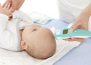 Jakim termometrem mierzyć temperaturę niemowlęciu?