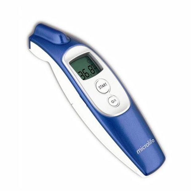 termometr bezdotykowy Microlife nc100, cena ok. 90 zł