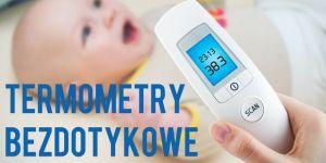 termometr bezdotykowy - przegląd