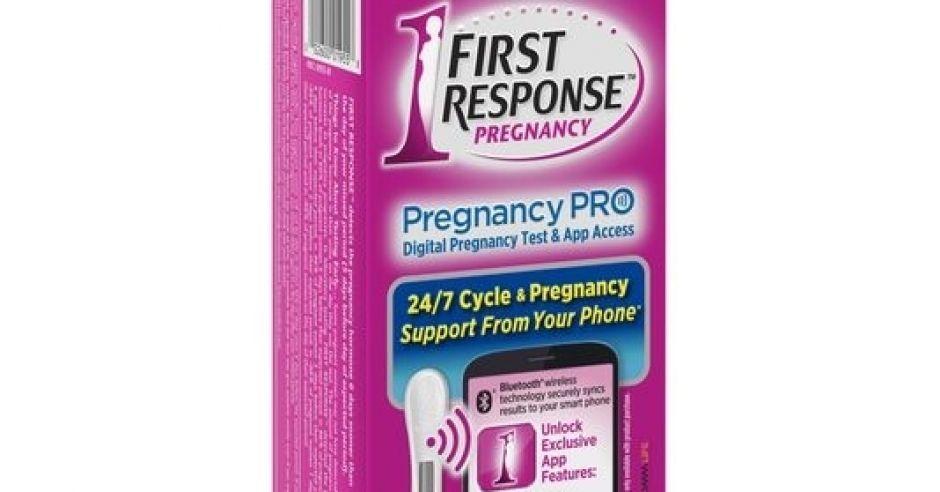 Test ciążowy Bluetooth