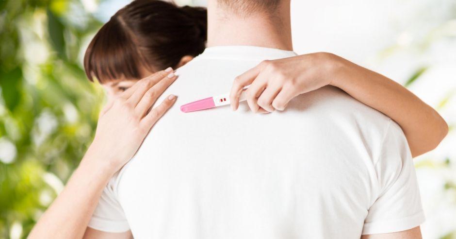 test ciążowy, starania o dziecko, poronienie, prawdziwe historie, konkurs