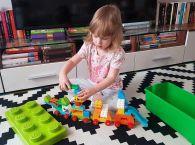 testowanie Lego Duplo Pociąg ze zwierzątkami