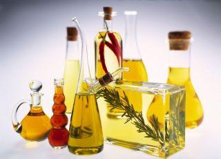 tłuszcze, olej, kuchnia