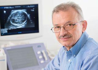 Tomasz Leonowicz, ginekolog, seksuolog, seks po porodzie, USG