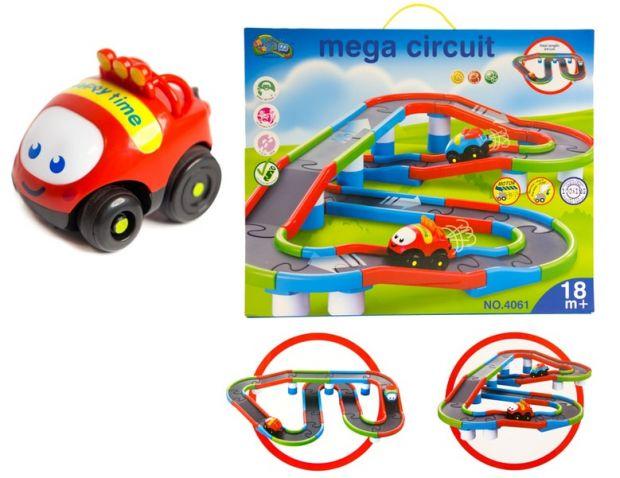 tor samochodowy dla dzieci od 18 m.ż.