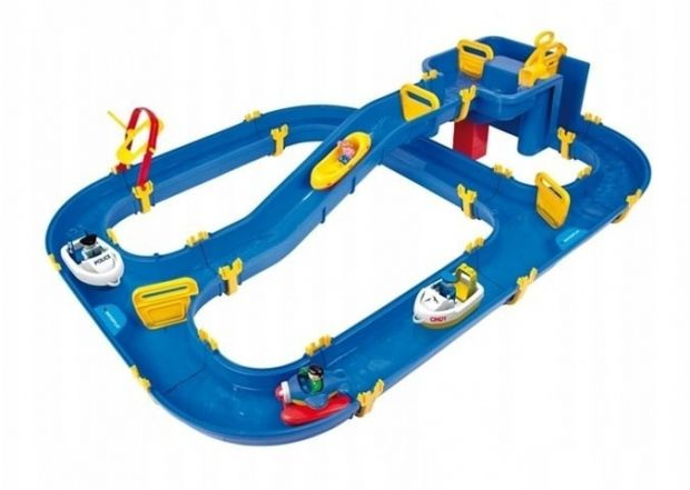 tor wodny niagara zabawki dla dzieci