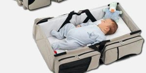 torba, łóżeczko, 2 w 1, Baby Travel