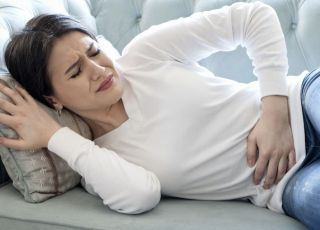 torbiel endometrialna