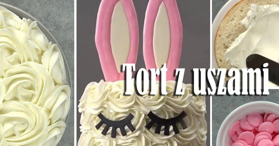 tort-z-uszamki-króliczka