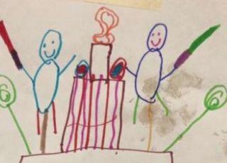 Tort z dziecięcych marzeń podbija internet
