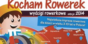 Tour Kocham Rowerek