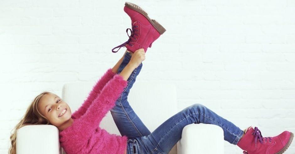 trendy jesień-zima buty dla dzieci