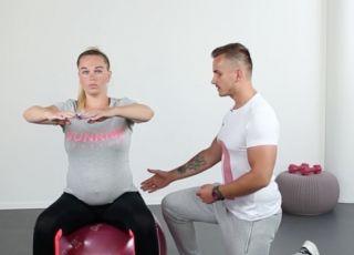 Bezpieczne ćwiczenia w ciąży – 3 hity trenera personalnego [WIDEO]