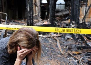 Trójka dzieci zginęła w pożarze