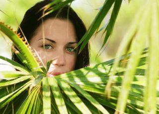 tropic kobieta