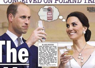 Trzecie dziecko Williama i Kate zostało poczęte w Polsce