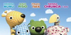 Tulisie, bajka dla dzieci, film dla dzieci