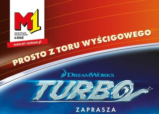 turbo, plakat