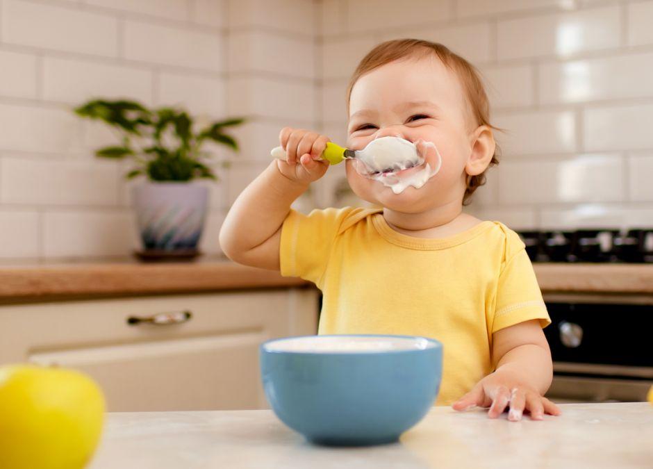 twarożek dla niemowlaka
