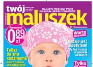 Twój Maluszek, dziecko, magazyn dla rodziców
