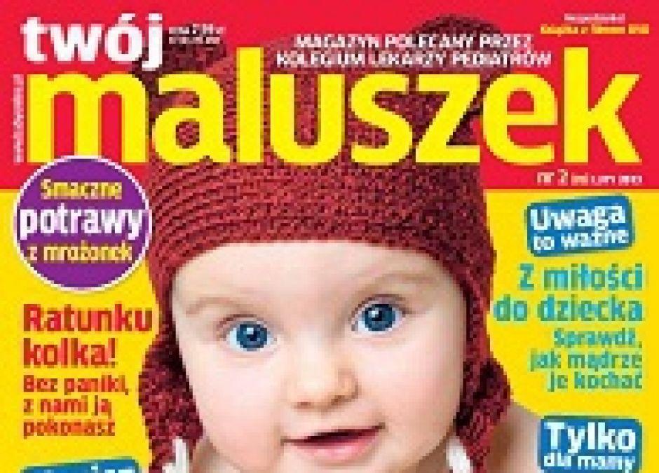 twój maluszek, magazyn dla rodziców