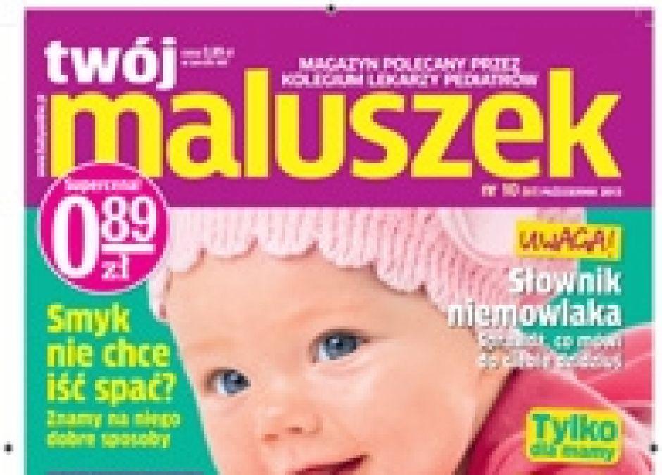Twój maluszek, magazyn dla rodziców, poradnik dla rodziców