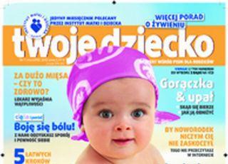 Twoje Dziecko - lipiec 2012