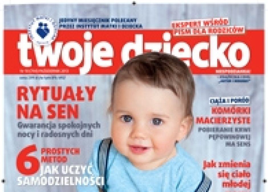 Twoje dziecko, magazyn dla rodziców, poradnik dla rodziców