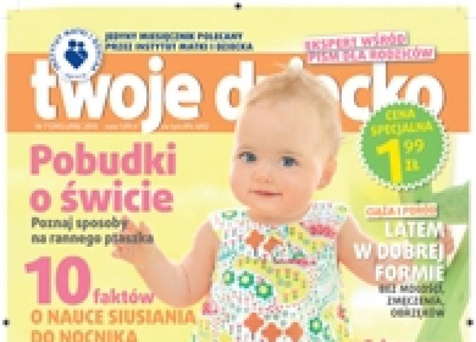 Twoje dziecko, poradnik dla rodziców, magazyn dla rodziców