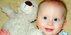 Tymon chory na siatówczaka - nowotwór złośłiwy oka