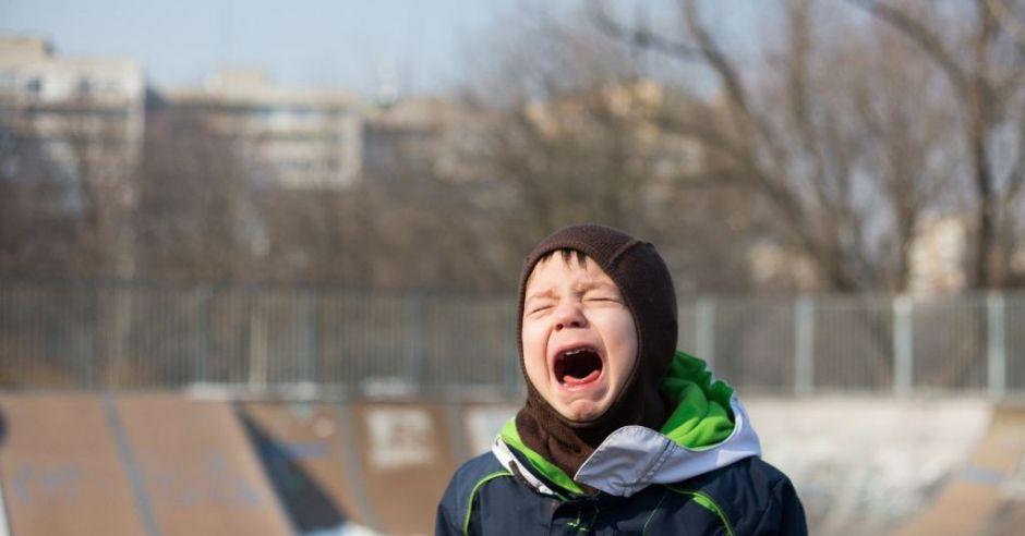 Typy i powody dziecięcej histerii