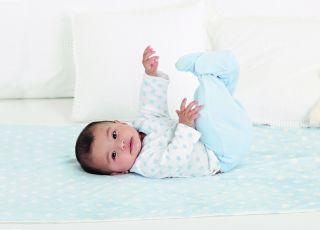ubieranie niemowlęcia